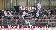 Trapani: in 2500 a San Siro per sfidare l'#Inter e il #calcio dei grandi