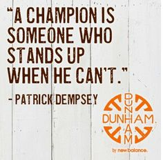 Stand up a champ !