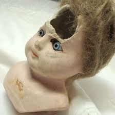 Who kept this and WHY? Get it OUT of the HOUSE! (doll trepanning)