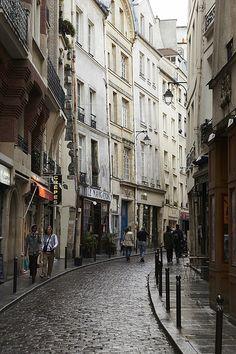 Rue Galande, Paris 5ème