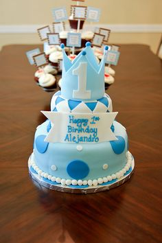 Cake Decorating Ideas For A One Year Old Perfectend
