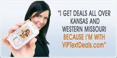 GREAT Website for TEXT COUPON DEALS!!