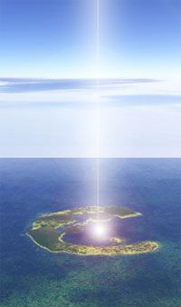 Crystal Pyramid Under Bermuda. Ufo, People Around The World, Around The Worlds, Secret Space Program, British Aerospace, Unexplained Mysteries, Bermuda Triangle, Alien Planet, Stargate