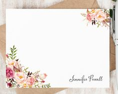 Handcrafted Personalized Stationery & Accessories by CurioPress