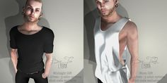 Last Call Watch The Counter second life freebies male man