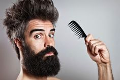 Find out what the recognised portal for bearded men say about Booksy ;-)