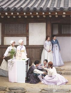 한복 Hanbok : Korean traditional clothes[dress] | #TraditionalWedding