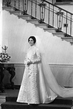 Lynda Bird Johnson, daughter of President LBJ and LadyBird Johnson