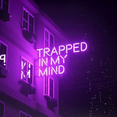 Trapped in my mind. If you havent already listen to Jocelyn Flores by @xxxtentacion