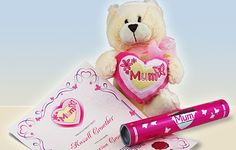 I Just Love It Personalised Mothers Day Bear with Certificate Personalised Mothers Day Bear with Certificate - Gift Details. A delightful gift that is sure to please your special mum! This sweet 28cm Teddy bear clutching a pink ?Mum? heart and dressed with a pre http://www.MightGet.com/january-2017-11/i-just-love-it-personalised-mothers-day-bear-with-certificate.asp