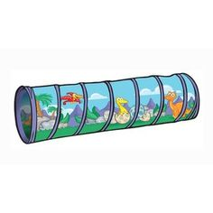 Pacific Play Tents 6' Dinosaur Tunnel