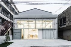 長坂常 / スキーマ建築計画による東京都墨田区の「高橋理子押上スタジオ」   architecturephoto.net   ひと月の訪問者数30万・ページビュー106万の建築・デザイン・アートの新しいメディア。アーキテクチャーフォト・ネット
