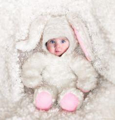 The Cutest bunny ever