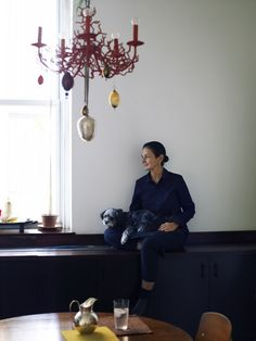 Home of Photographer/Stylist Anita Calero