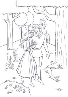 Walt Disney Coloring Pages Princess Anna Prince Hans Characters See More Aurora And Philip Couples Fan