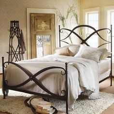 Saint Lucia King Bed - I think I've found our bed.