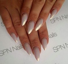 Super Ideas for nails mermaid gold Beige Nails, Glam Nails, Classy Nails, Stylish Nails, Trendy Nails, Stiletto Nails, Coffin Nails, Fabulous Nails, Gorgeous Nails