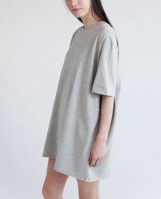 CINDY Organic Cotton Oversized Tshirt
