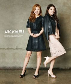 Mamamoo for Jack&Jill Shoes Started by sparkilene , Feb 12 2016 07:30 PM