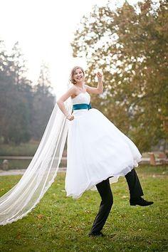 Professionelle Hochzeitsfotografie ♥ Funny Wedding Photography