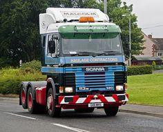 Scania 113M 320