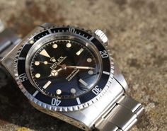 Rolex - Rolex 5512: Getting ready for the weekend... | -