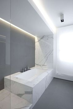 Slab tub
