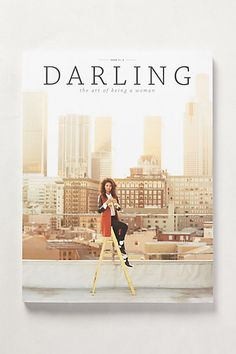 stocking stuffer for her: 'darling' magazine, issue no. 5.