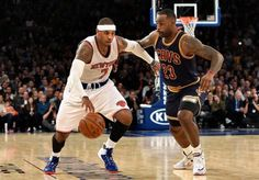 Carmelo Anthony joining LeBron James? Cavs, Celtics, Knicks have... #CarmeloAnthony: Carmelo Anthony joining LeBron James?… #CarmeloAnthony