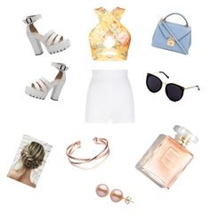 """Chanel"" by lisacarmen13 on Polyvore featuring Mark Cross"