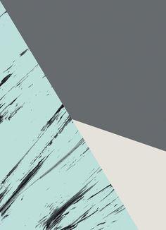 Formation I en Impression sur toile par Natalie Rauch | JUNIQE