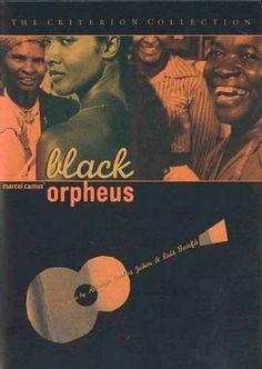 Black Orpheus (1959)  Beautiful film Brazilian film!!!! Great soundtrack  by Carlos Jobim...all time favorite