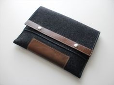 Too manly? - Free Shipping 13 inch Air Laptop Sleeve Case by WillowandCompany, $67.00