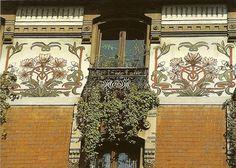 Casa Vanoni - Tarolli Liberty Milano