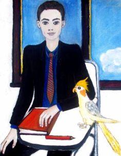 """Saatchi Art Artist Elena Buftea; Painting, """"Debats .detail"""" #art"""
