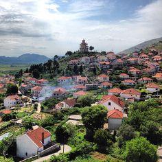 Trebinje, Republic of Srpska Foreign Language Courses, Serbia Travel, Serbia And Montenegro, Mountainous Terrain, European Vacation, The Beautiful Country, Medieval Town, Serbian, Bosnia And Herzegovina
