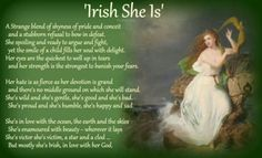 Irish...cute!