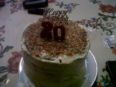 my 20 bday cake from sugarush