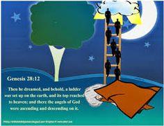 Resultado de imagen para bible craft jacob dream