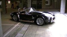 Shelby Ac Cobra Black Mamba