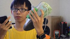 teen invents electricity-generating shoes | SciTech | GMA News Online