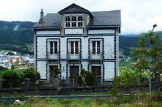 Boal, panorámica dede el hotel. Concejo de Boal. Principado de Asturias. Spain. [By Valentín Enrique].