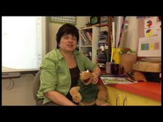 UNDERSTANDING:  This video shares about Aski, the turtle puppet who helps support and assess oral language development in the Tell Me a Story program in Saskatchewan.  Children hold Aski during carpet time, and they like to tell him stories.  The kids forget they are talking to a puppet, so and he visits often, so when it is time for assessment it is not intimidating.  This program has a First Nations lens, and promotes culture and community.