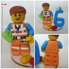 Biscuit Making Of : Vela Lego - Angelica Braga