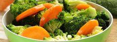 Come cuocere le verdure al microonde