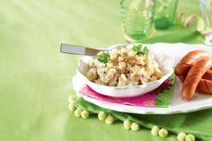 Aioli-perunasalaatti   Vappu   Pirkka Aioli, Cereal, Grains, Rice, Breakfast, Food, Morning Coffee, Eten, Seeds