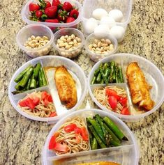 How to Meal Prep — My Healthy Dish