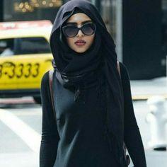Hijab Modest Wear, Modest Dresses, Modest Outfits, Islamic Fashion, Muslim Fashion, Modest Fashion, Arab Fashion, Modele Hijab, Muslim Hijab