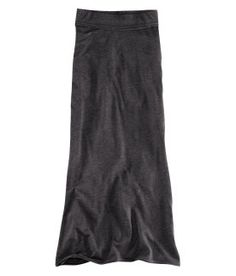grey collection-long skirt #H