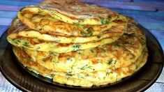 Zucchini Frittata, Quiche, Crepes, Summer Recipes, Avocado Toast, Feta, Pancakes, Food And Drink, Veggies